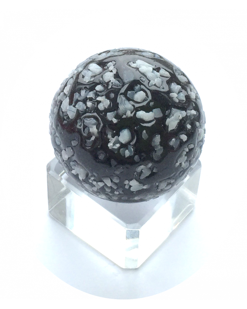 1 Big Marble Dino 43 mm Glass Marbles