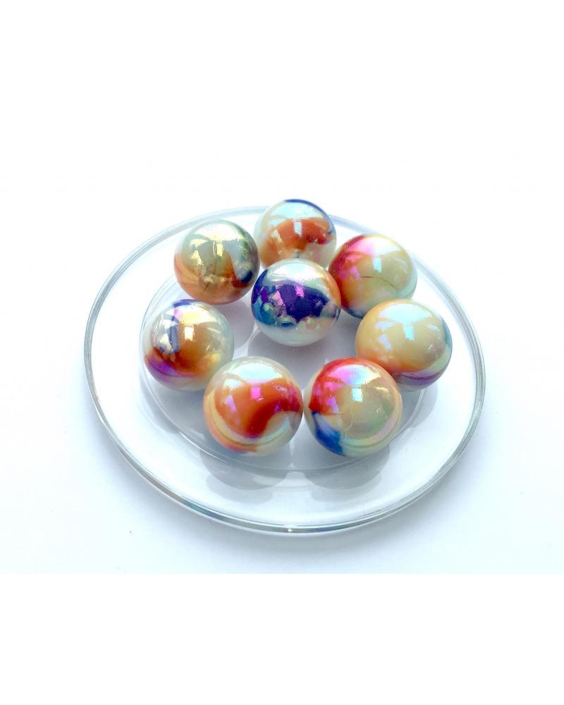 1 Big Marble Lautrec 35 mm Glass Marbles