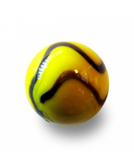 1 Marble Précieuse 25 mm Glass Marbles