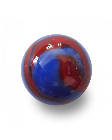 1 Shooter Marble Volcan 35 mm Glass Marbles