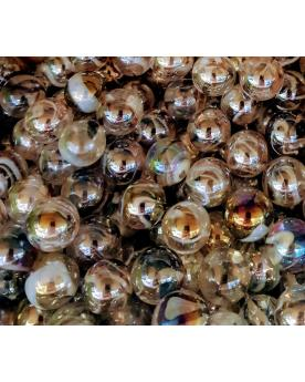 1 Marble Sanguine 16 mm Glass Marbles
