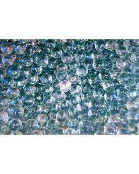 Box 60 marbles with exotic colors