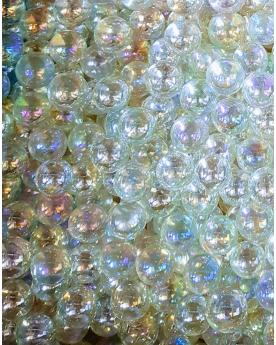 1 Small Marble Limonade 14 mm Glass Marbles